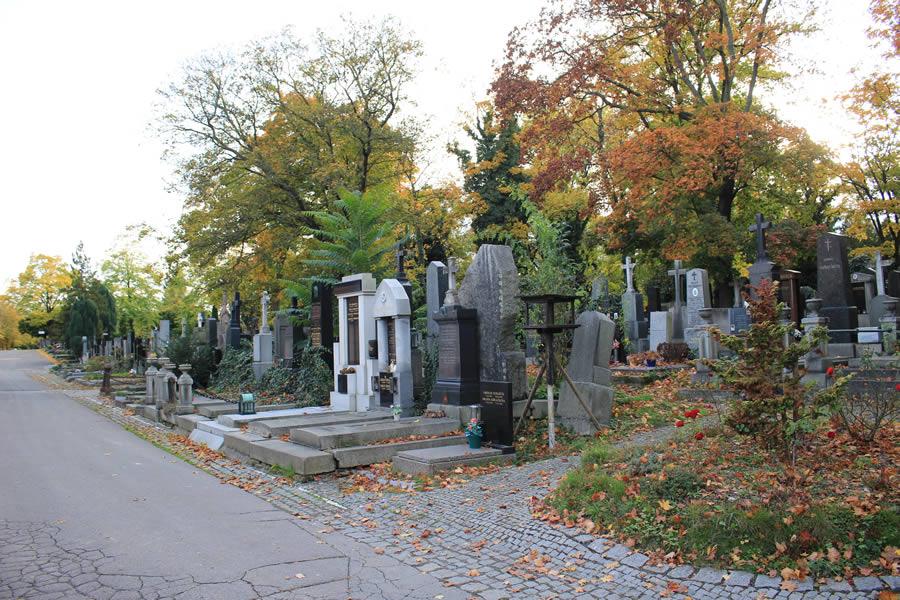16. Malvazinský hřbitov